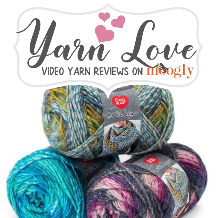 Moogly Yarn Love: Red Heart Colorscape