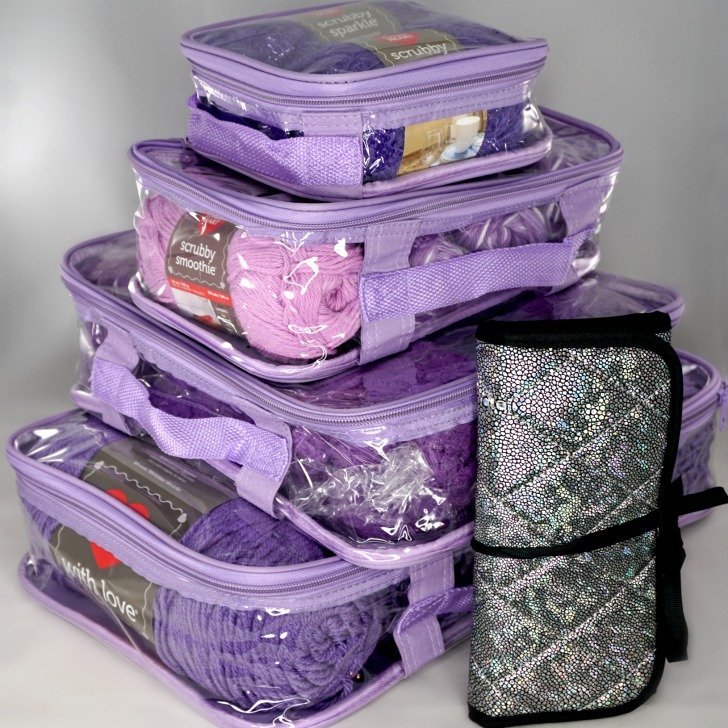 EzPacking Cubes and Travel Jewelry Roll - win all 5 pieces on Moogly!