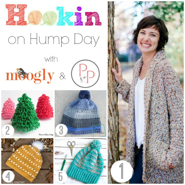 HOHD 179 - get all these crochet patterns free on Moogly!