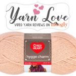 Yarn Love: Red Heart Hygge Charm