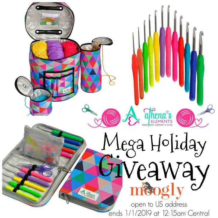 Athena's Elements Mega Holiday Giveaway - on Moogly!
