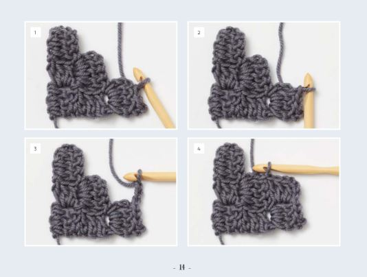 How to C2C from Corner to Corner Crochet - review on Moogly