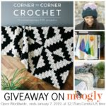 Corner to Corner Crochet Giveaway
