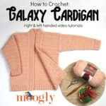 Galaxy Cardigan Tutorial