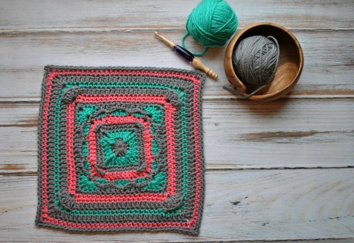 Block #3 for MooglyCAL 2019, by Cre8tion Crochet