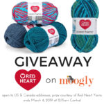 Red Heart Sweet Home Giveaway