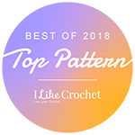 I Like Crochet Best of 2018