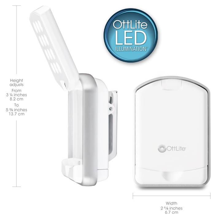 OttLite Mini Flip Light