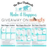 The Blue Elephants Make It Happen Giveaway