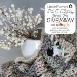 Pat E O'Lucky Shawl Pin Giveaway from LickinFlames