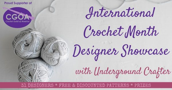 International Crochet Month Designer Showcase