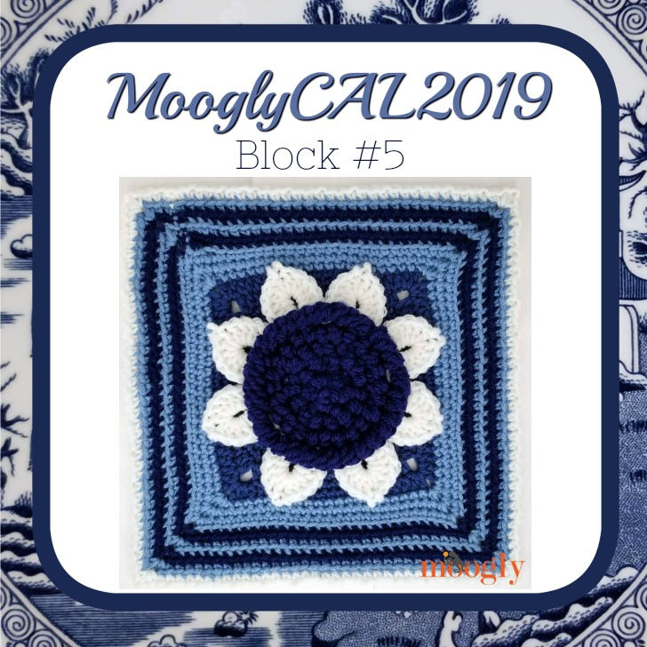MooglyCAL2019 Block #5 by KatiDCreations