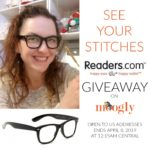 See Your Stitches: Readers.com Giveaway!