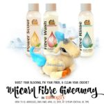 Boost Your Blocking & Clean Your Crochet: Unicorn Fibre Giveaway!