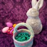 1 - Happy Spring Basket - Andee Graves M2H Designs