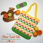 Citrus Twist Tote Tutorial