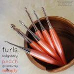 Furls Peach Odyssey Giveaway