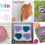Hookin On Hump Day #188: A Yarny Link Party!