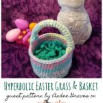 A Hyperbolic Easter: Guest Pattern by Andee Graves