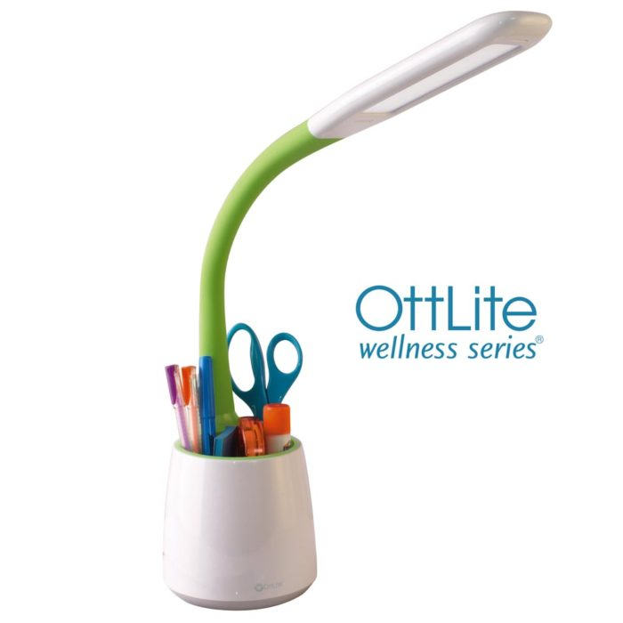 Organize LED Desk Lamp - lamp photo