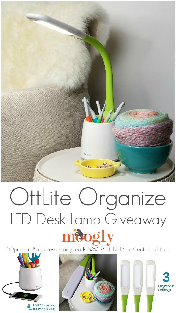 OttLite Organize Giveaway - enter on Mooglyblog.com!