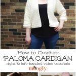 Paloma Cardigan Tutorial
