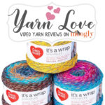 Yarn Love: Red Heart It's A Wrap Sprinkles