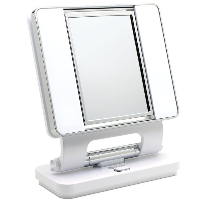 OttLite Natural Makeup Mirror Giveaway on Moogly