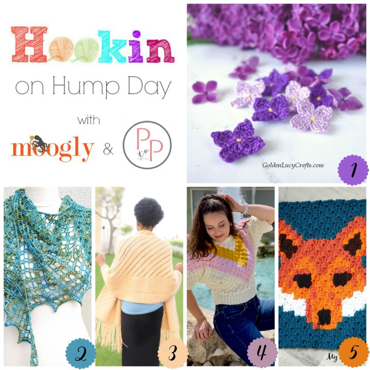 HOHD 191 - get the links to all these free crochet patterns on Moogly!