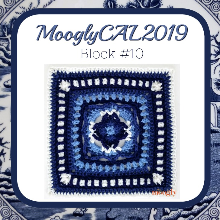 MooglyCAL2019 Block 10 by The Lavender Chair