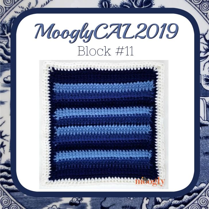 MooglyCAL2019 Block 11 by ACCROchet