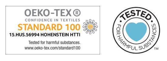 OEKO-TEX STANDARD 100 Seal