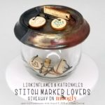 Stitch Marker Lovers Giveaway from LickinFlames and Katrinkles