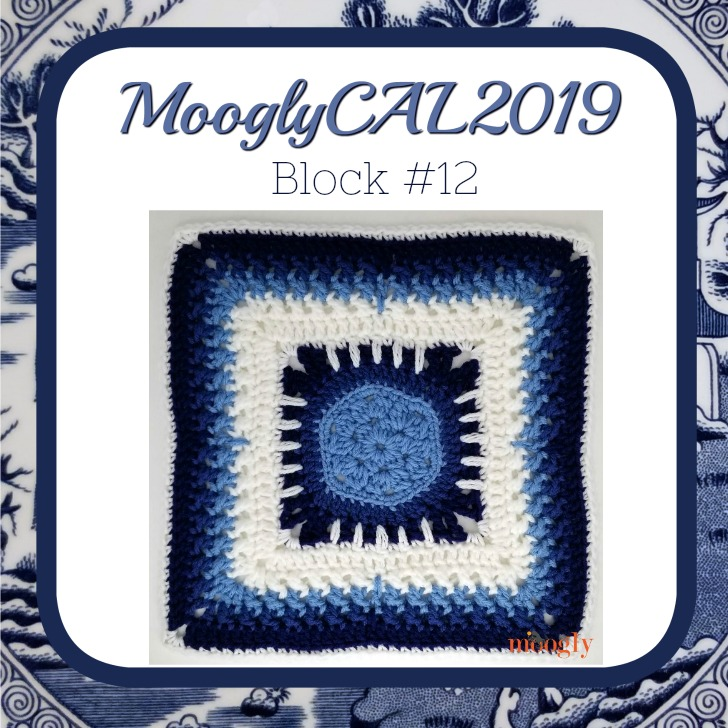 MooglyCAL2019 Block 12 by Underground Crafter