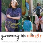 Pineapple Passion: Crochet Book Giveaway