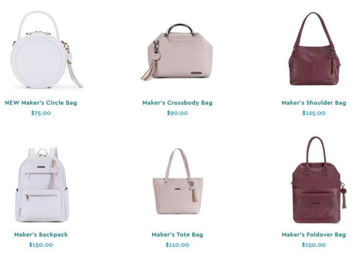 Namaste Bags - 6 great styles!