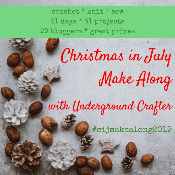Christmas in July Make Along with Underground Crafter