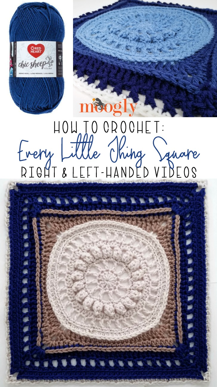 Every Little Thing Square Tutorial on Moogly