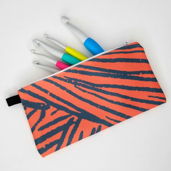 Global Backyard Industries - small zipper pouch
