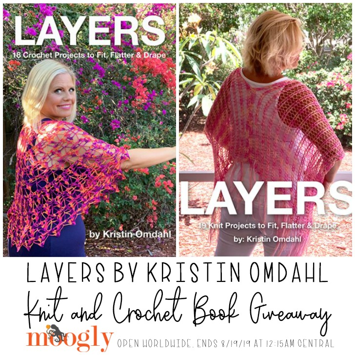 Layers by Kristin Omdahl Giveaway on Moogly - open worldwide, ends 8/19/19 at 12:15am Central