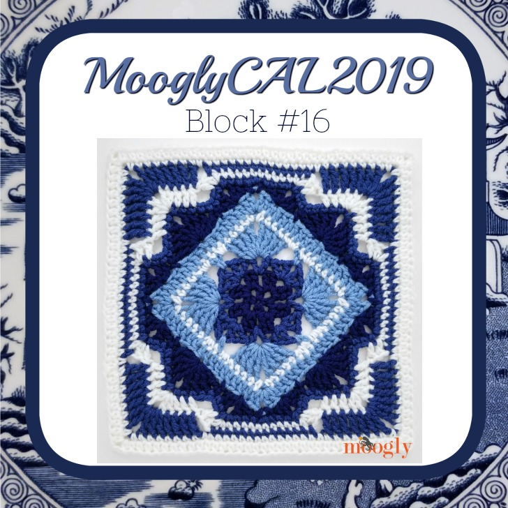 MooglyCAL2019 Block 16 by Polly Plum of Every Trick on the Hook