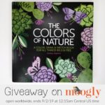 The Colors of Nature Giveaway