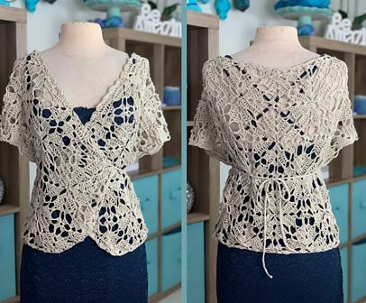 Layers: 18 Crochet Projects to Fit, Flatter & Drape