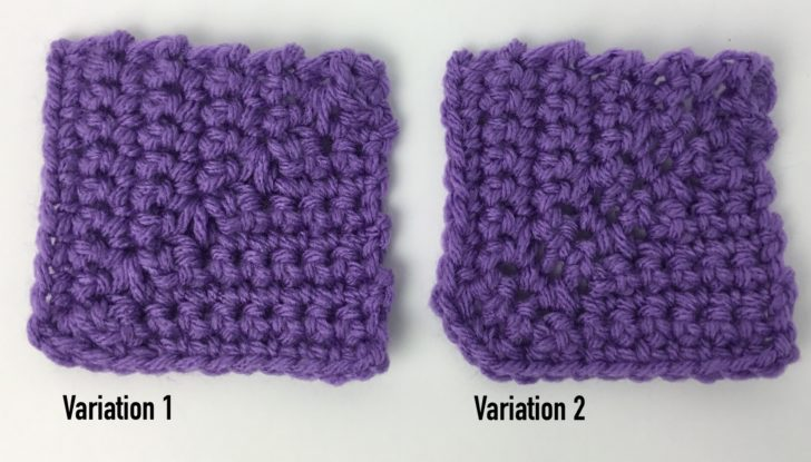 How to Crochet Mitered Squares - Guest Post by Mary Beth Temple of Hooked for Life for Moogly