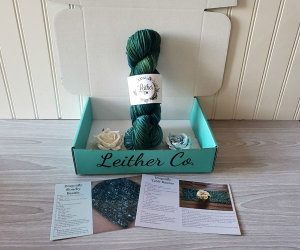 Leither Co Yarn Box