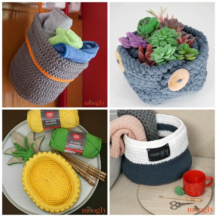 Moogly Yarnspirations Baskets