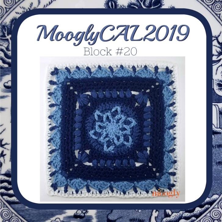 MooglyCAL2019 Block 20, courtesy of Stitches N Scraps! Get this free pattern and all the CAL details on Mooglyblog.com!
