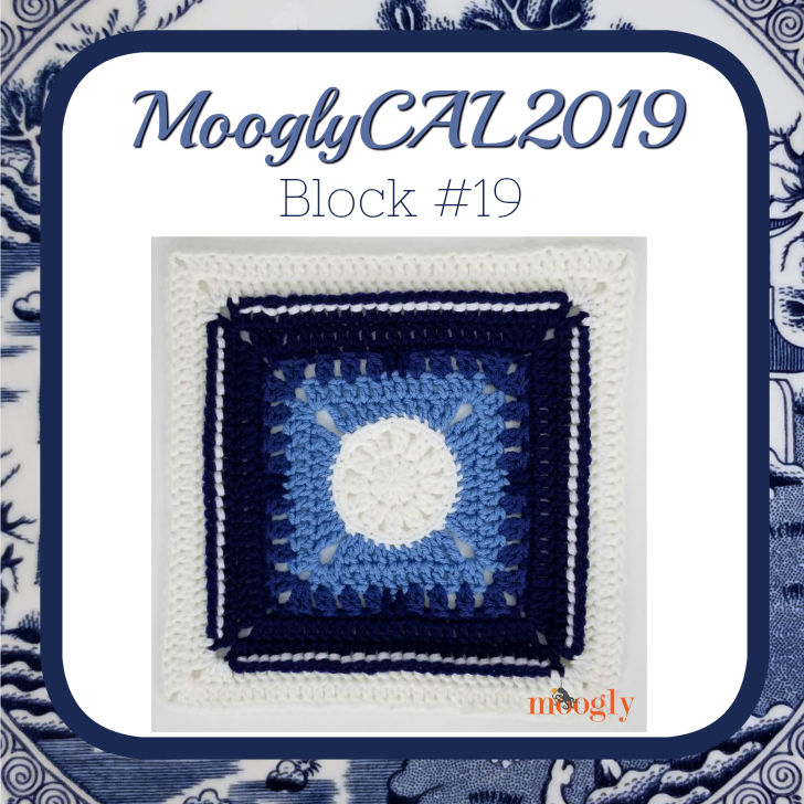 MooglyCAL2019 Block #19 - courtesy of The Lindsey Life