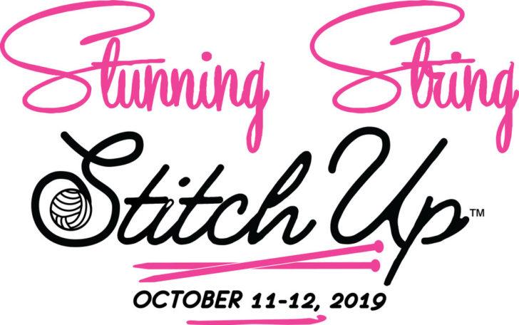 Stunning String Stitch Up - October 2019