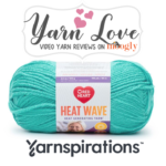 Red Heart Heat Wave: Yarn Love Video Yarn Review